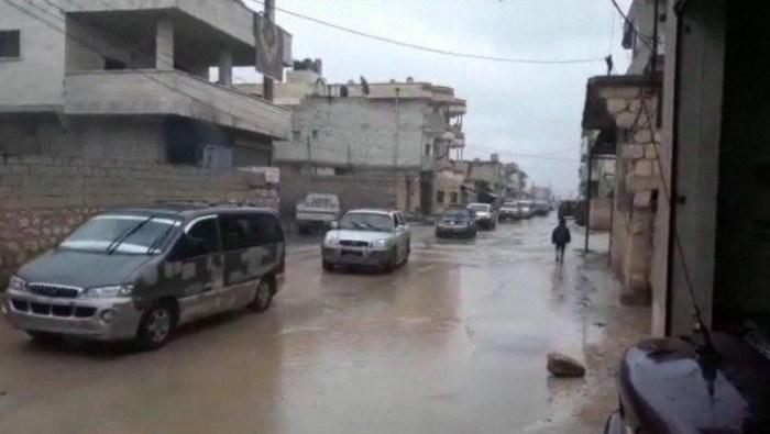 """""""تحرير الشام""""تستنسخ تجربة""""الأسد""""في التهجير.و""""الإنقاذ"""" تتمدد"""