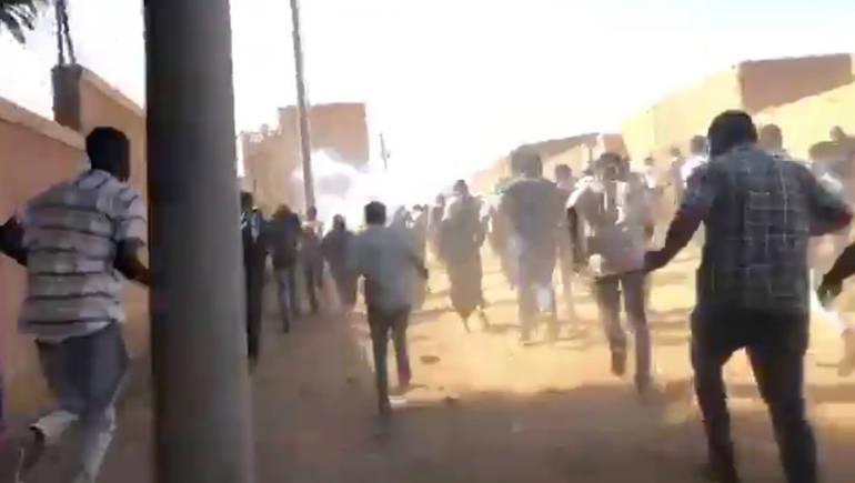 ارتفاع حصيلة ضحايا احتجاجات أم درمان السودانية إلى ثلاثة قتلى