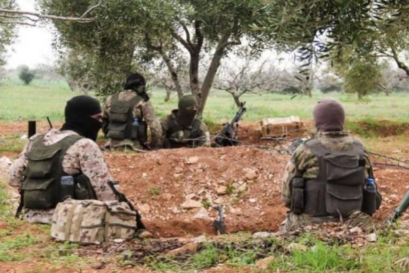 اتفاق بين تحرير الشام والجبهة الوطنية ينهي القتال بالشمال