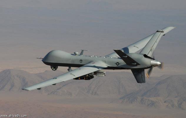إصابة قيادات  يمنية ومقتل 5 جنود في هجوم بطائرة حوثية مسيرة