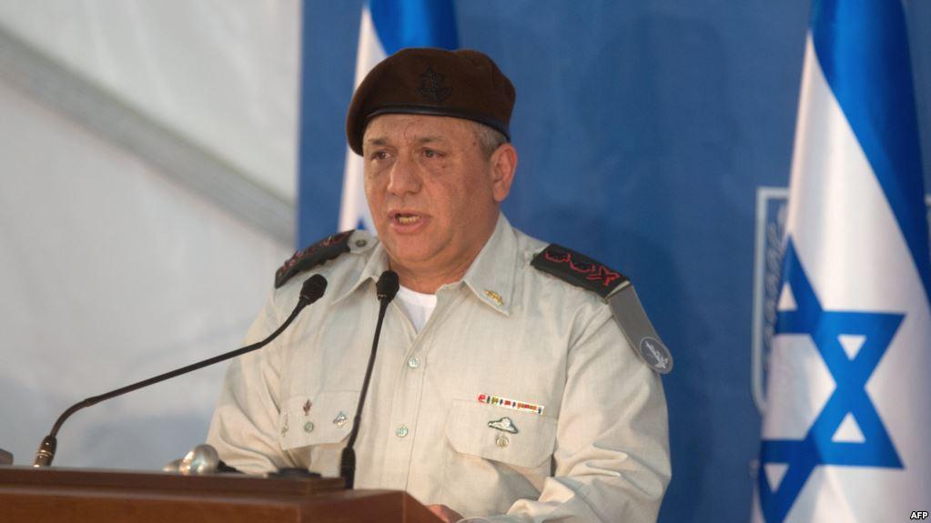 جنرال اسرائيلي: قاسم سليماني اختار الملعب الخطأ في سوريا