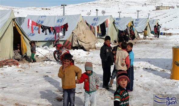 الائتلاف السوري يطالب بحالة طواري بمخيمات اللاجئين في لبنان