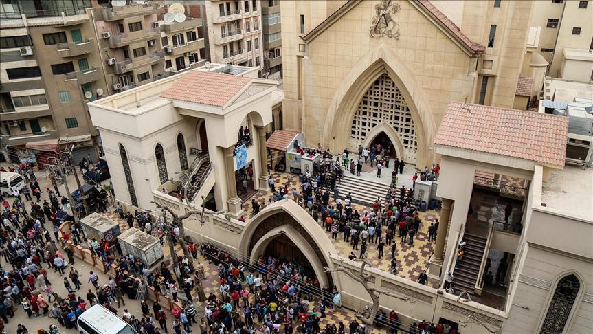 """مسيحيو مصر يحتفلون بعيد """"الغطاس"""" وسط إجراءات أمنية مشددة"""