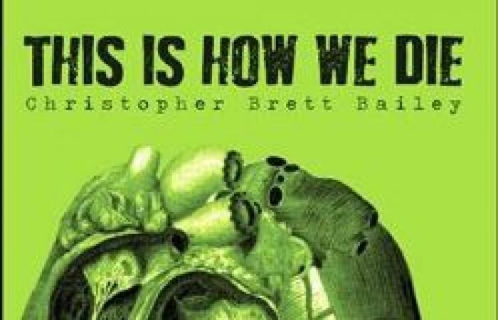 """""""هكذا نموت""""... كتاب يحوي عالما من الحقائق المثيرة"""