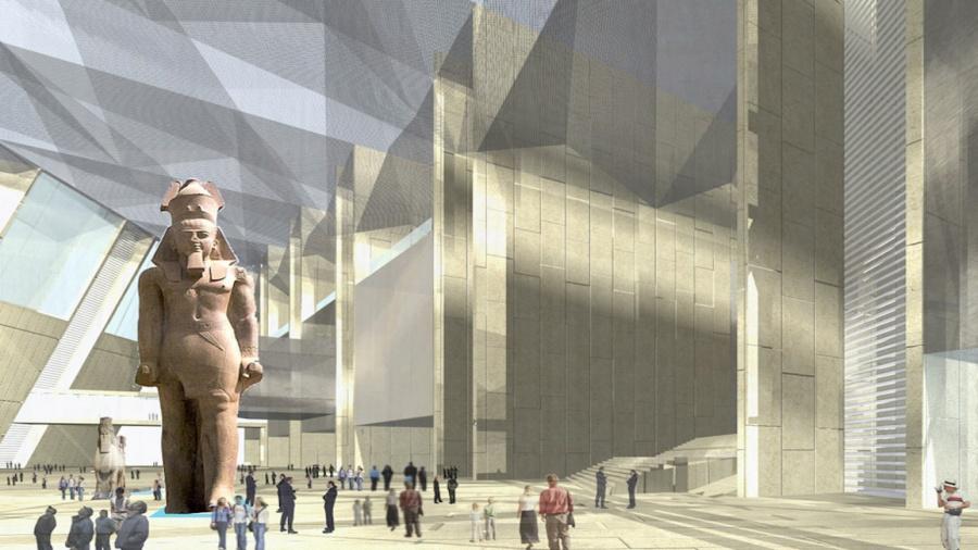 تطوير رؤية جديدة للمتحف المصري بالقاهرة بخبرة المانية