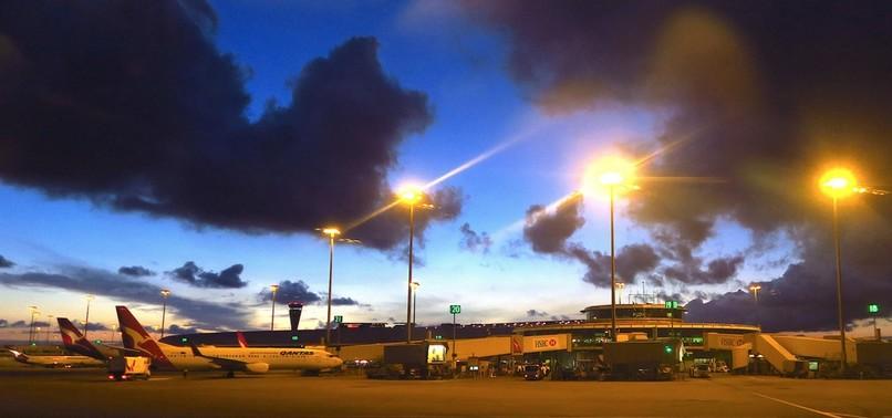 اطلاق نار على رجل بمطار بريزبن باستراليا بعد تهديد بقنبلة