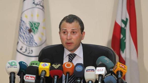 باسيل : إيران تدعم العودة الآمنة والسريعة للنازحين السوريين
