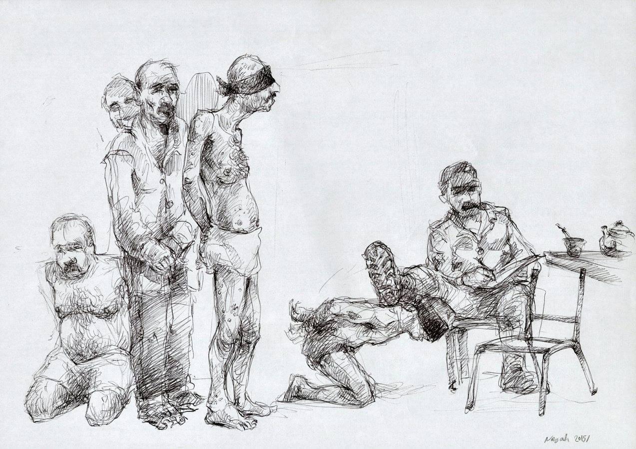 محكمة مصرية:السجن المشدد 3 سنوات بحق 3 ضباط للتعذيب