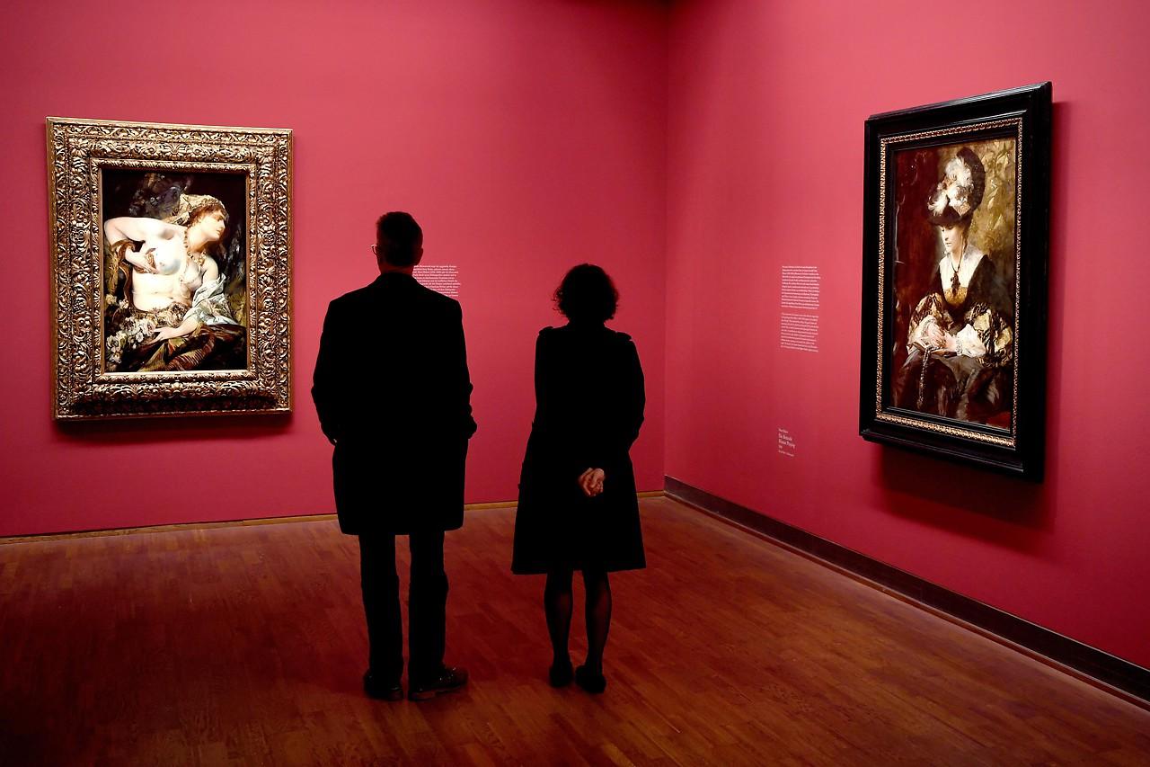 ظهور التحف الفنية الخاصة بأمراء ليختنشتاين من خلف جدران القصر