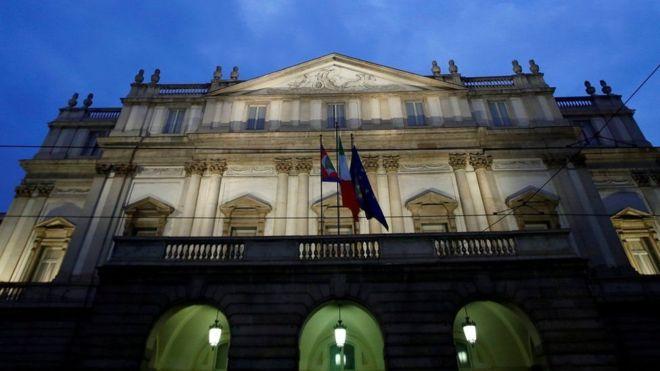 دار أوبرا لا سكالا الإيطالية تعيد أموالا قدمتها السعودية