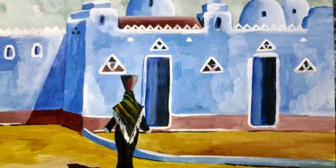 فنانون من 8 دول فى معرض تشكيلى على ضفتى النيل لحماية الأنهار