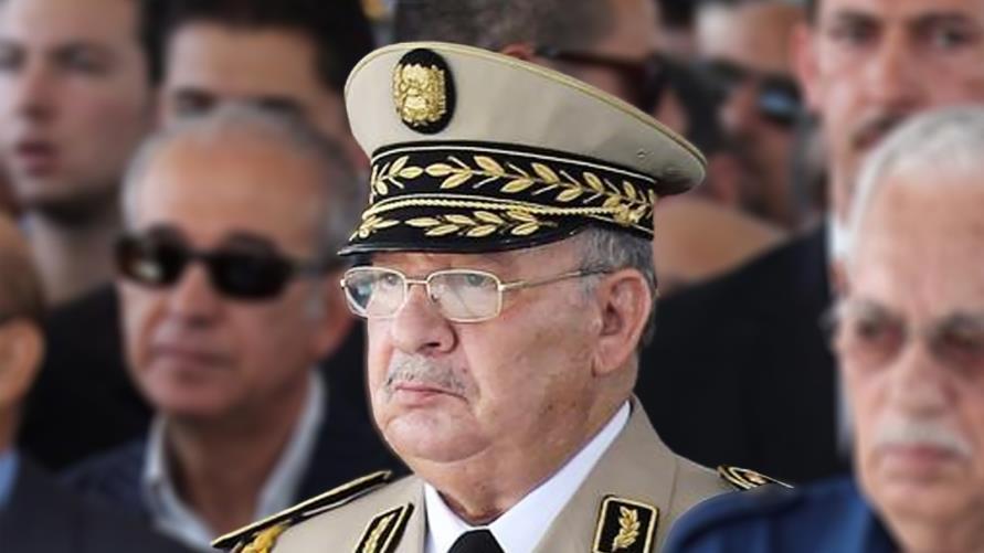 رئيس الأركان الجزائري: هناك من يتآمر على مطالب الشعب
