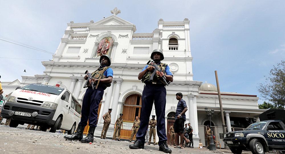 زعماء العالم يدينون سلسلة تفجيرات سريلانكا
