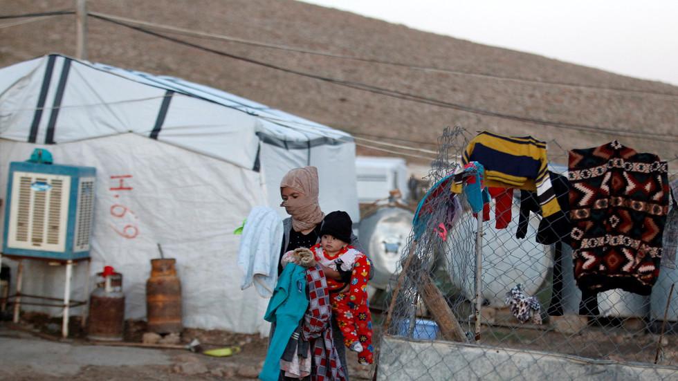 القيادة الإيزيدية في العراق ترفض استقبال أطفال بناتها ضحايا الاغتصاب
