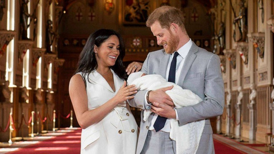 """""""ابن هاري الشجاع"""" ينضم لشجرة العائلة المالكة البريطانية"""