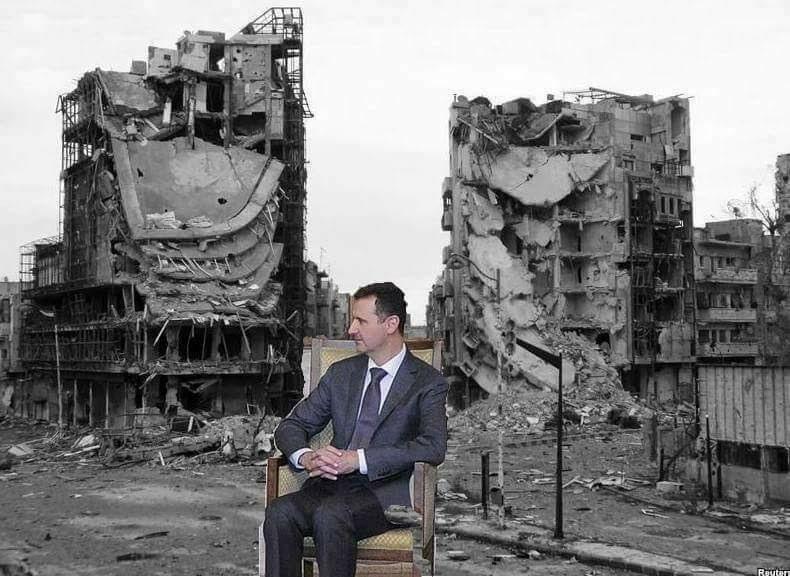 """الأسد يعظ ويهاجم الوهابية ويصف الإخوان المسلمين بـ""""الشياطين"""""""