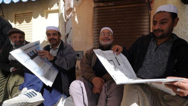 إباضيون في غرداية بالجزائر
