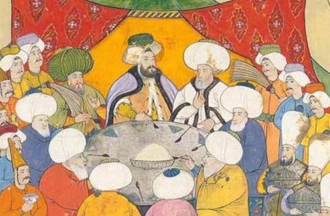 """""""الأسمطة """" أبرز طقوس عيد الفطر فى مصر الفاطمية"""