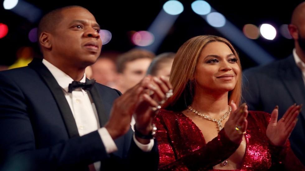 زوج بيونسيه يصنف أول مغني راب ملياردير في العالم