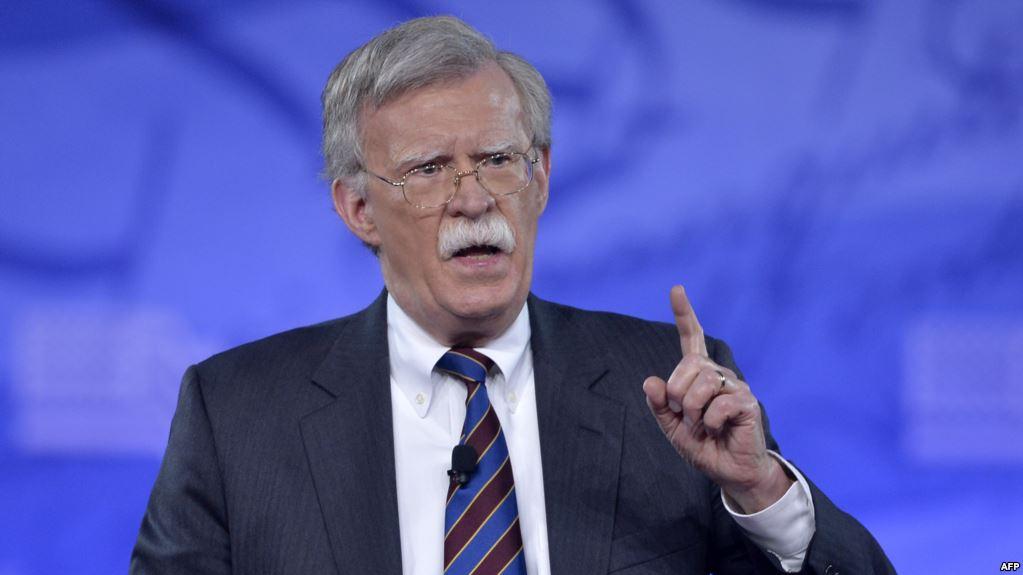 بولتون: التهديد الايراني لمؤتمر البحرين يبقى إمكانية واردة