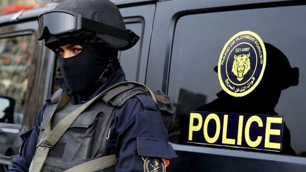 مقتل 5 مسلحين و 9 من الشرطة في هجمات على كمائن بالعريش