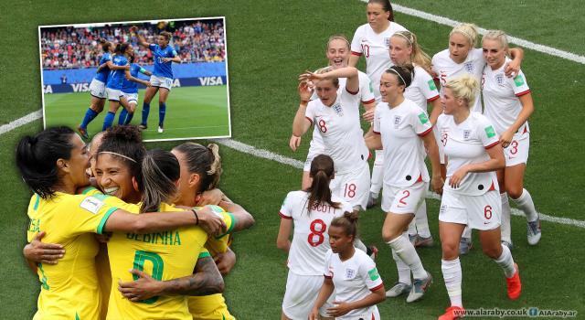 المدربة الهولندية فخورة بفريقها بعد التأهل لقبل نهائي مونديال السيدات