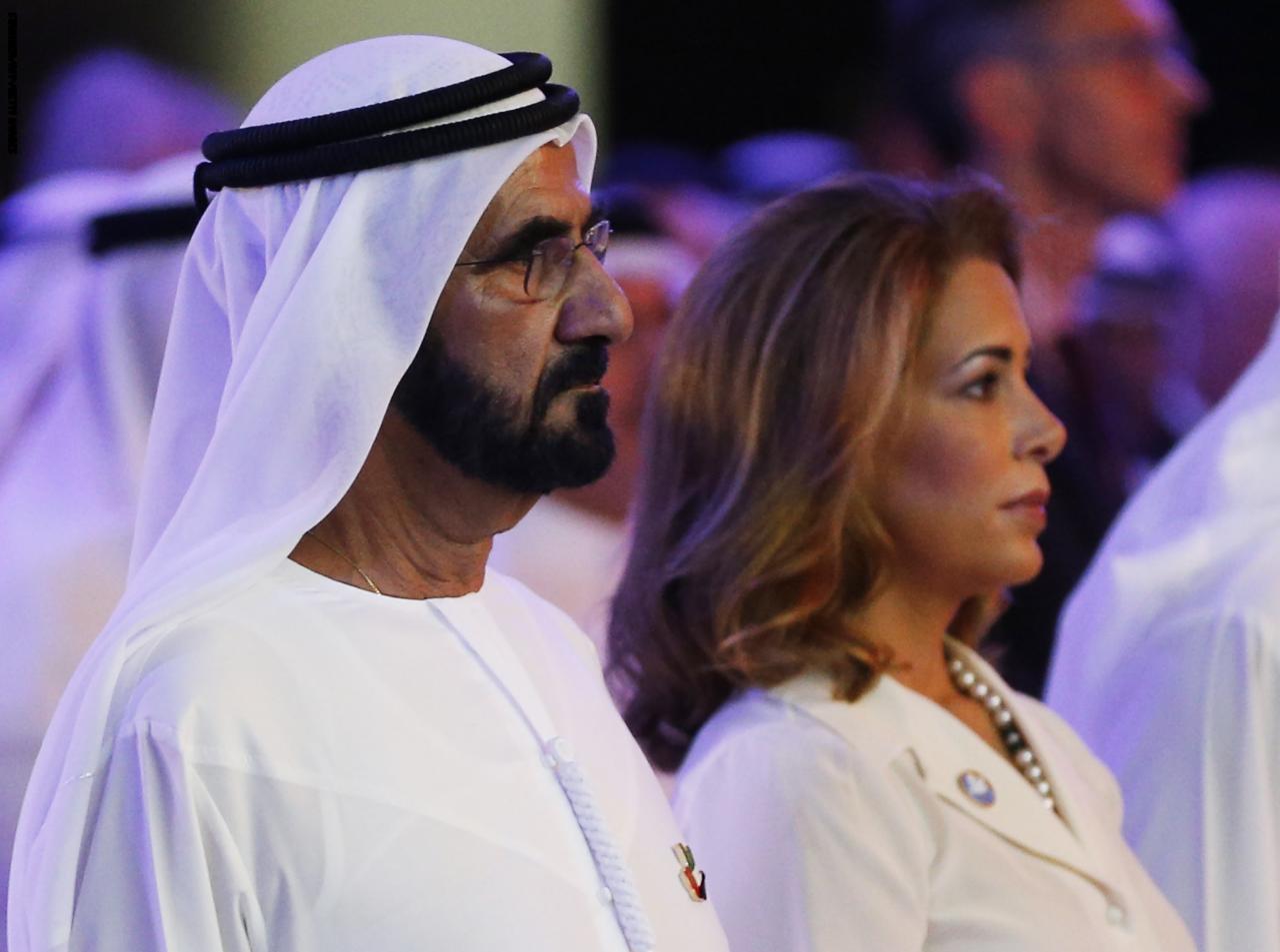 سي ان ان : حاكم دبي يقاضي زوجته هيا بالمحكمة العليا ببريطانيا
