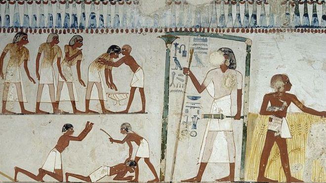 أبرز الجرائم وأنواع العقوبات في مصر القديمة
