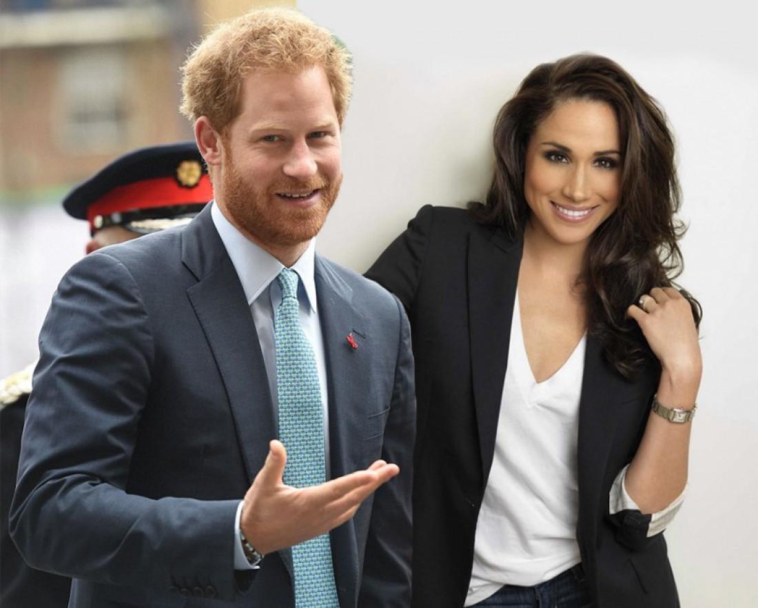 هاري وميجان يعمدان طفلهماأرتشي في مراسم خاصة بقصر ويندسور