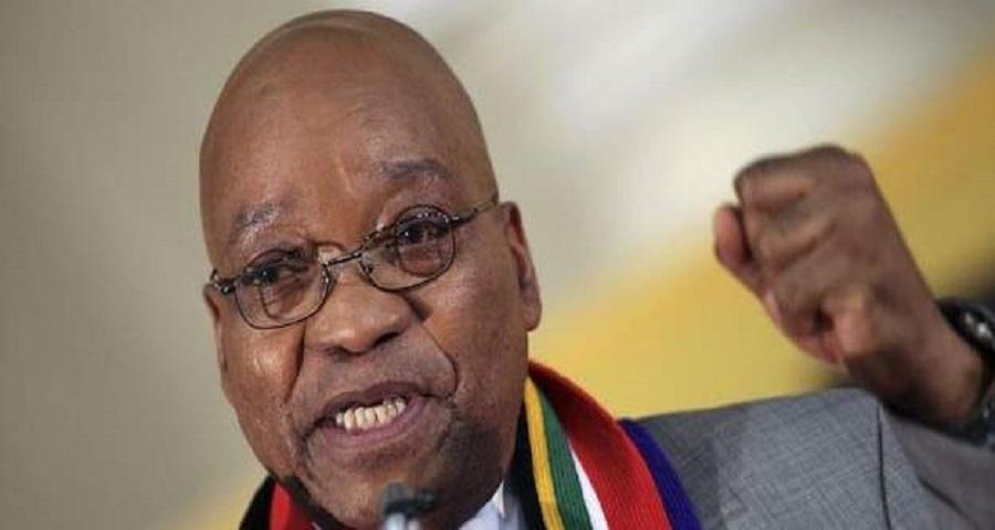 رئيس جنوب أفريقيا السابق زوما يمثل أمام القضاء الاثنين المقبل في قضايا فساد