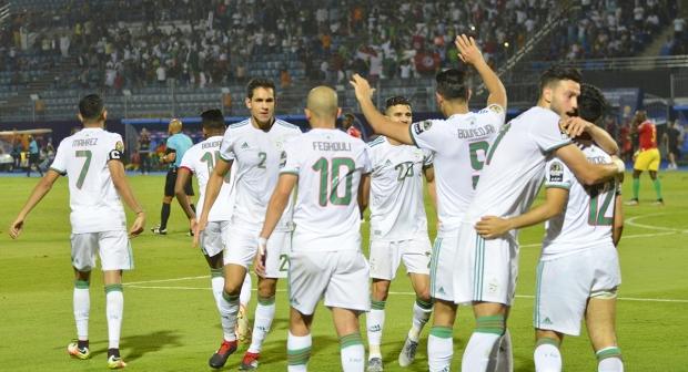 الجزائر تروض السنغال مجددا وتفوز باللقب الأفريقي للمرة الثانية