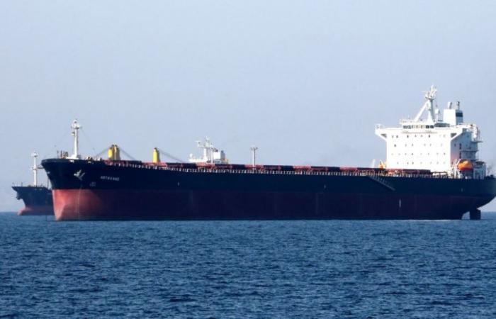 وزارة الخارجية البريطانية:احتجاز سفينة ثانية بمضيق هرمز
