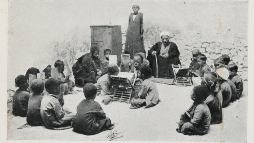 الكتاتيب .. مدارس أهلية تحفظ القرآن وعلومه بمصر  منذ قرون
