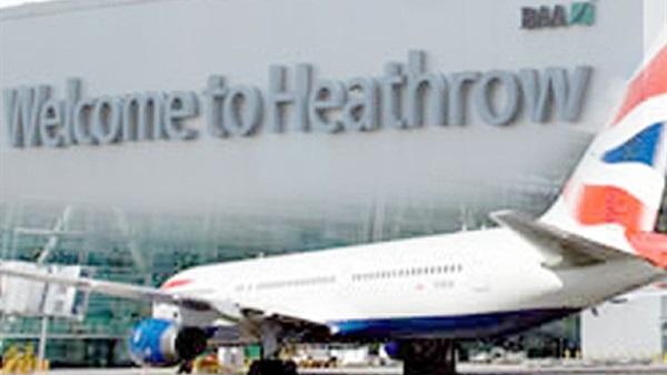 مطار هيثرو بلندن يلغي مئات الرحلات قبيل إضراب