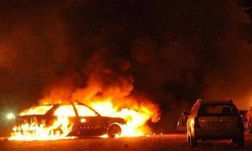مقتل شخص وإصابة 28في انفجار مخزن عتاد جنوبي بغداد