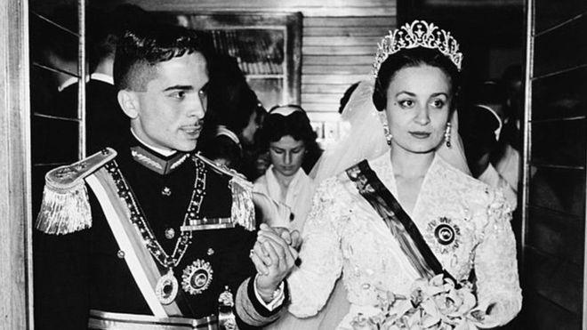 دينا عبد الحميد: الأميرة الراحلة وأولى زوجات الملك الحسين بن طلال