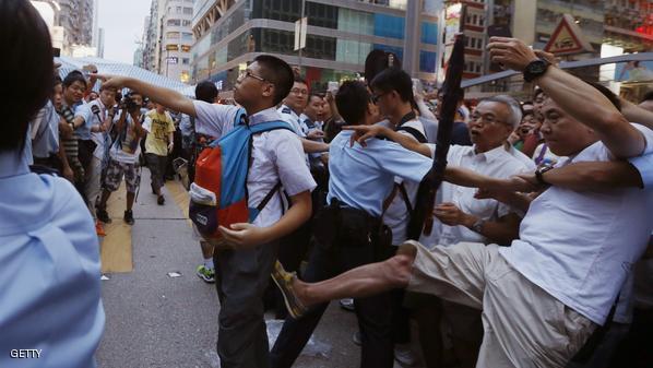 هونج كونج تستعد لموجة جديدة من الاحتجاجات