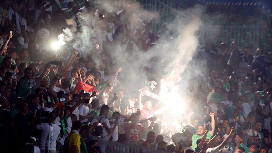 قتلى ومصابون في تدافع بحفل لموسيقى الراب في الجزائر العاصمة