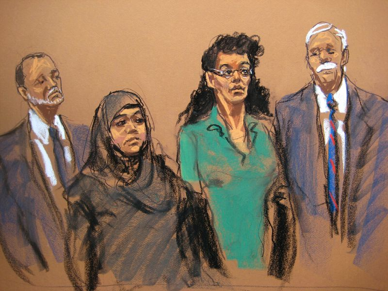 أمريكيتيان تقران بذنبهما في تهمة التخطيط لهجوم إرهابي داخل امريكا