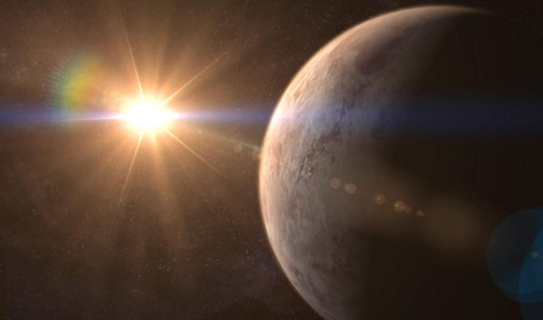 """علماء يرصدون بخار ماء على سطح كوكب """"الأرض العملاقة"""" البعيد"""