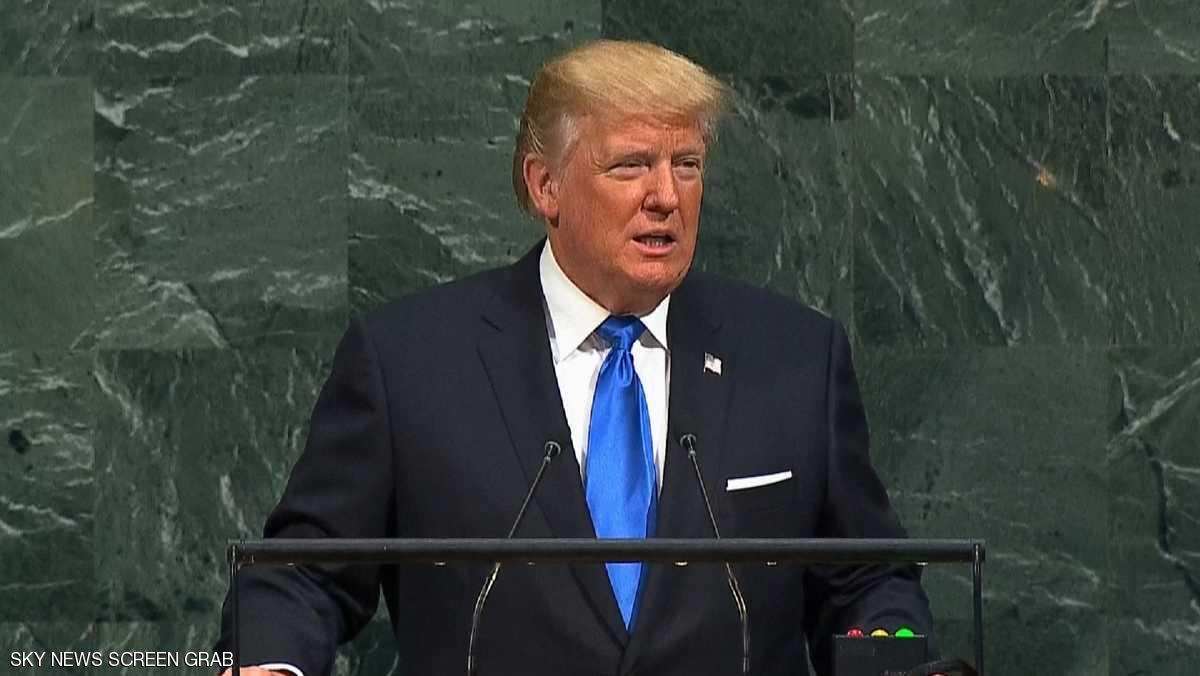 ترامب لا يستبعد لقاء مع الرئيس الإيراني الأسبوع المقبل