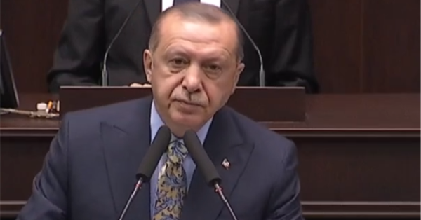 """أردوغان:يمكن إعادة توطين 3 ملايين لاجئ سوري في""""المنطقة الآمنة"""""""