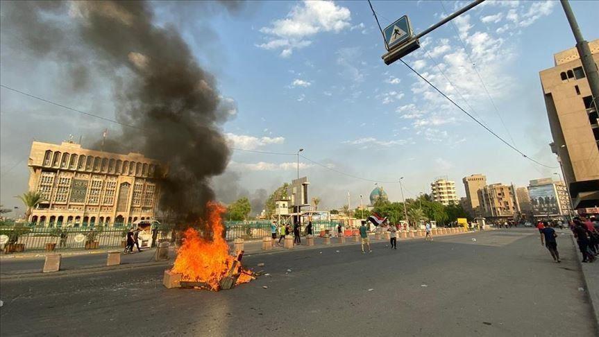 14 قتيلا حصيلة مظاهرات السبت في العراق
