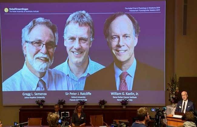 كندي-أمريكي وسويسريان يفوزون بجائزة نوبل في الفيزياء لعام 2019