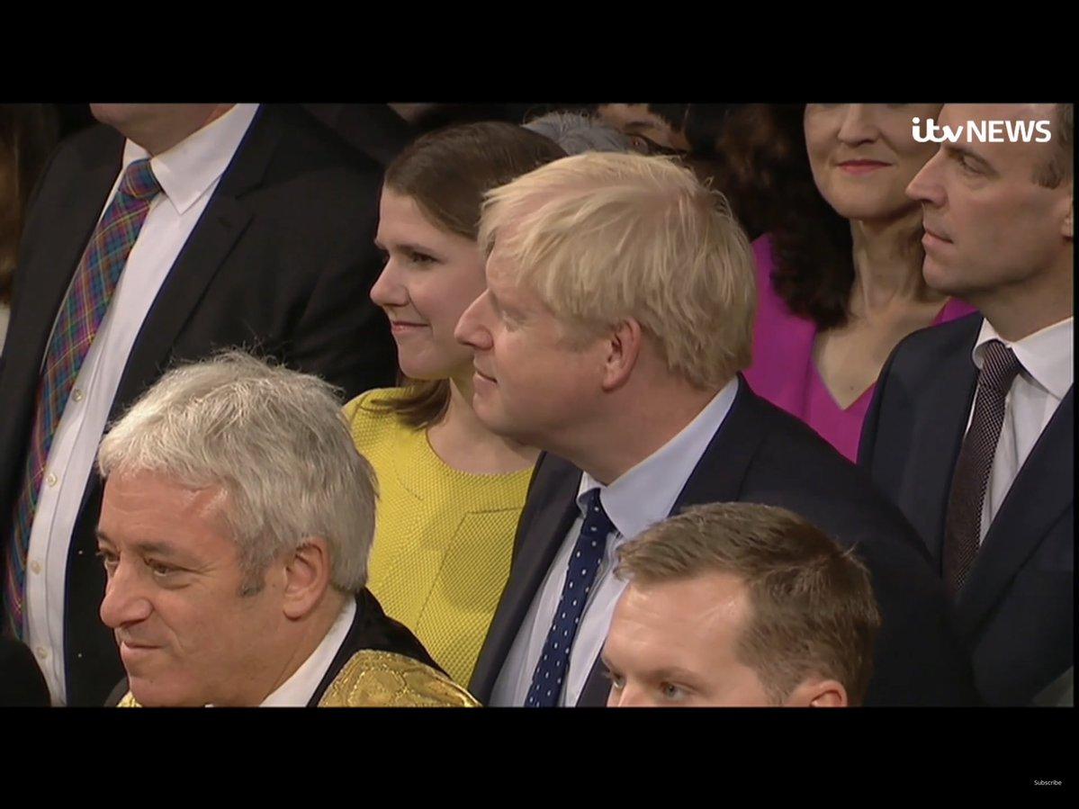 """جونسون يتعهد بجعل بريطانيا"""" أعظم مكان على وجه الأرض"""""""