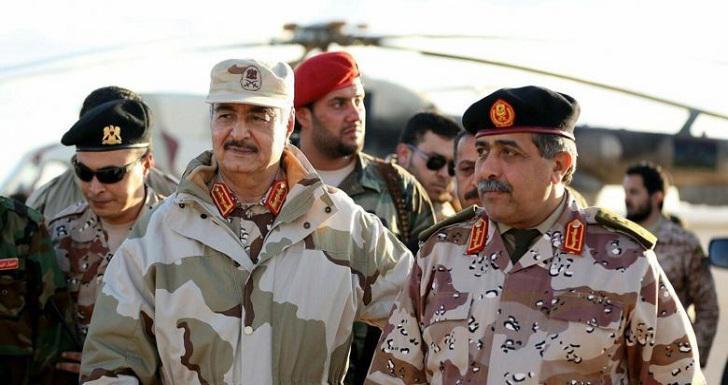 جيش حفتر يسيطر على مواقع وتمركزات جديدة في محاور طرابلس