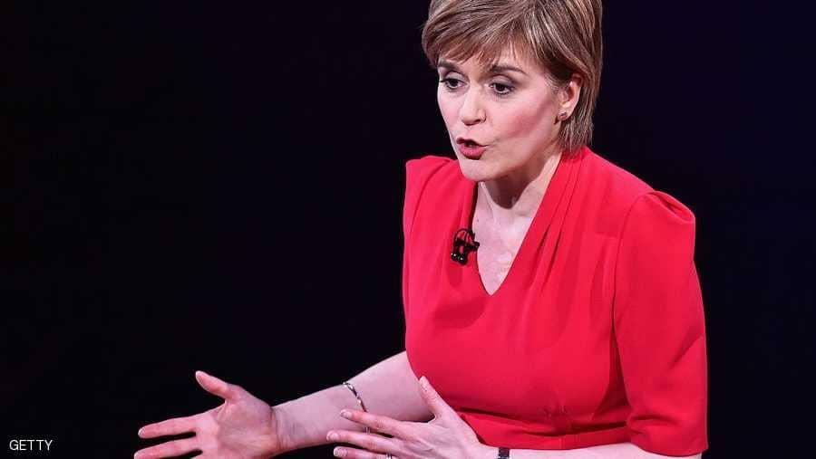 ستورجن: يجب على بريطانيا السماح بالتصويت على استقلال أسكتلندا