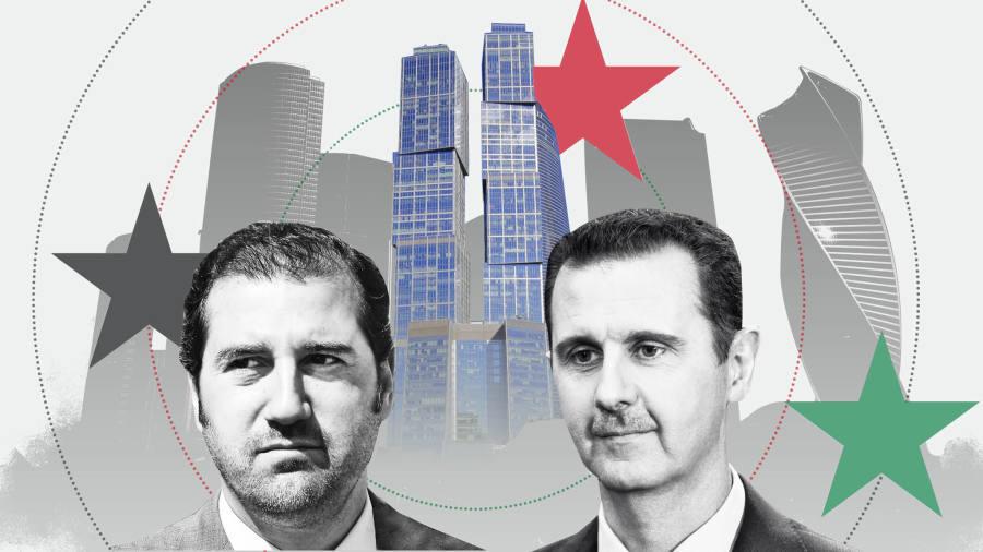 براميل الموت للشعب وناطحات السحاب في موسكو للأسد