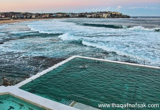 200 عام على أكبر وأعمق حمامات سباحة في العالم في أستراليا