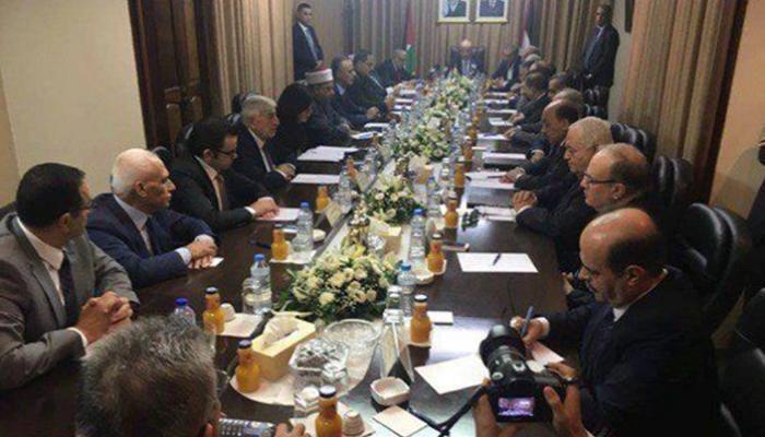 حكومة غزة  ..ملفات كثيرة دون حل